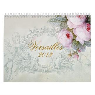 Versailles Calendars
