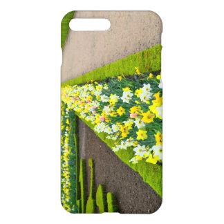 Versailles gardens flowers France iPhone 7 Plus Case