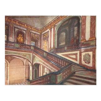 Versailles Interior Postcard