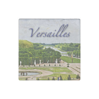 Versailles Palace Gardens Stone Magnets