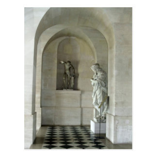 Versailles Postcard