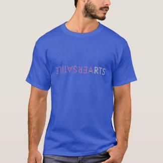 Versatile Arts logowear for menfolk T-Shirt