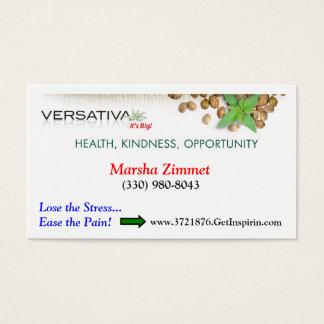 Versativa Biz Card