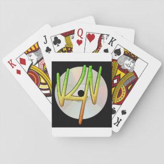 Verse4Verse Logo Playing Cards