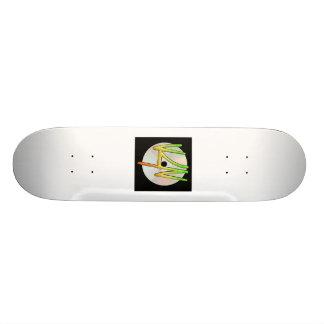 Verse4Verse Logo Skateboard