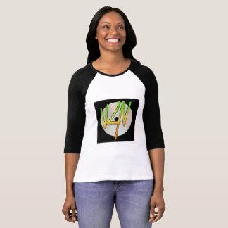 Verse4Verse Logo Women's Raglan T-Shirt