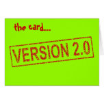 Version 2 - New Improved! Greeting Cards