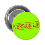 Version 2 - New Improved! Pinback Buttons