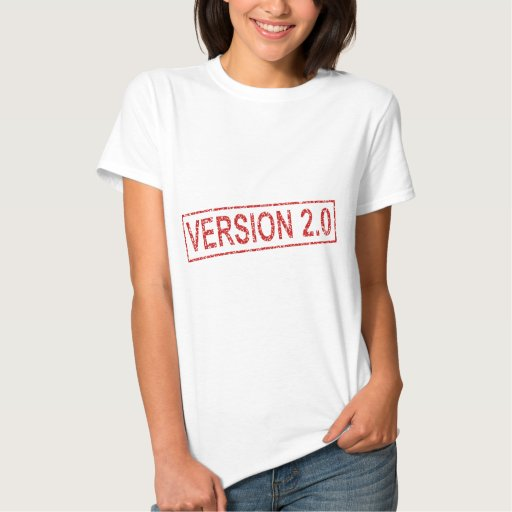 Version 2 - New Improved! Tees
