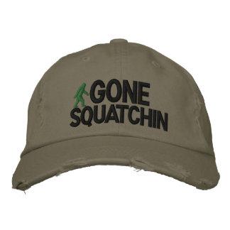 Version de luxe allée de Squatchin Casquettes De Baseball Brodées
