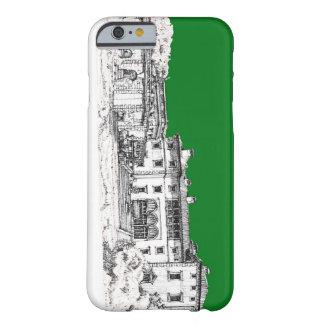 Vert de construction de la Renaissance Coque iPhone 6 Barely There