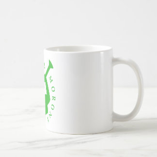 Vert de tasse de Moroni d'ange