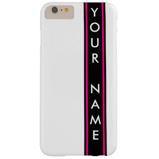 Vertical Bar Customized Barely There iPhone 6 Plus Case