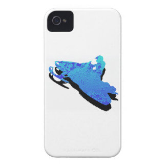 Vertical Heights iPhone 4 Case