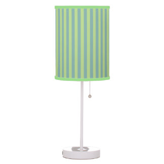 Vertical Lines (Change Color) Table Lamps