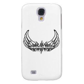 Vertical Smile Samsung Galaxy S4 Covers