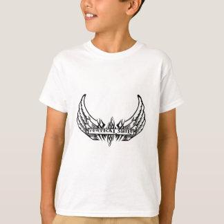 Vertical Smile T-Shirt