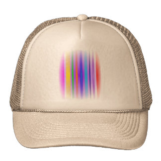 Vertical Stripes Art Lavender Haze Trucker Hat