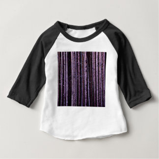 vertical tree lines baby T-Shirt