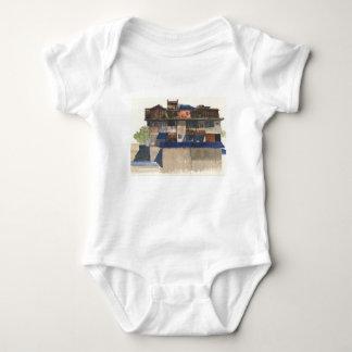 Vertical Village @ Phnom Penh Baby Bodysuit