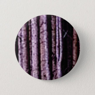 vertical wood lines 2 inch round button