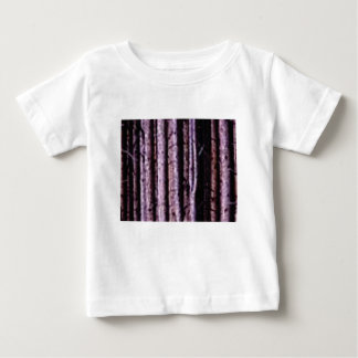 vertical wood lines baby T-Shirt