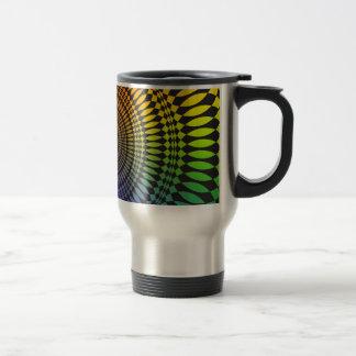 Vertigo: Abstract Design: Travel Mug