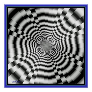 Vertigo Horror Chamber Poster