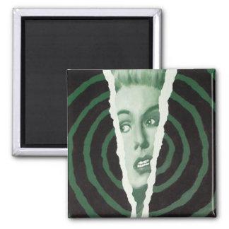 Vertigo ~ Kim Novak Original Painting Magnet