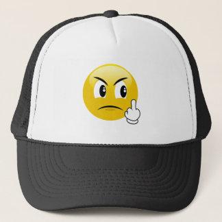Very Angry Emoji Hat