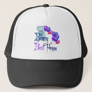 Very Best Poppa Trucker Hat