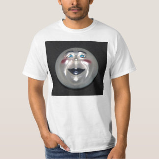 Very Cool Man On The Moon Figure T-Shirt