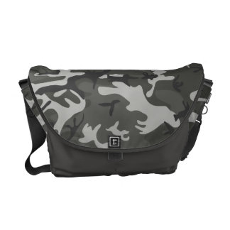 Very Cool Military Style Urban Camo Courier Bags