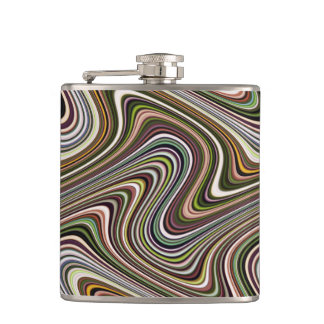 Very Cool Unique Exotic Hip Flask