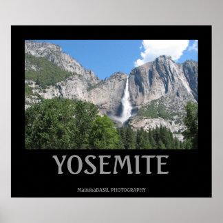 Very Cool Yosemite Poster!
