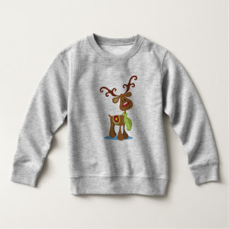 Very Cute Reindeer Christmas | Sweatshirt