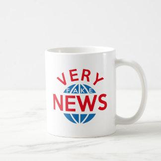 Very Fake News Coffee Mug