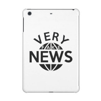 Very Fake News iPad Mini Case