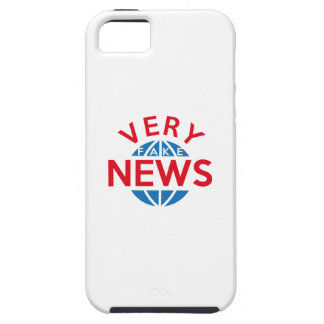 Very Fake News iPhone 5 Covers