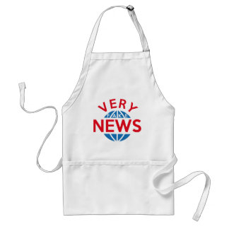 Very Fake News Standard Apron