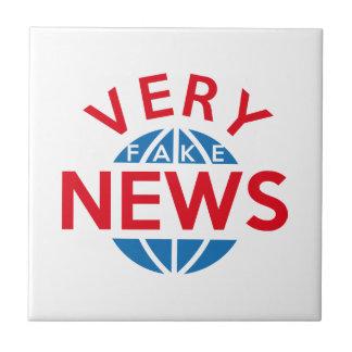 Very Fake News Tile