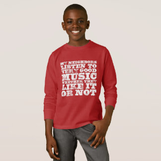 """Very Good Music"" T-Shirt"