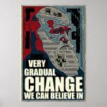 Very Gradual Change Poster