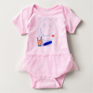 Very loved BE aware! Baby Bodysuit