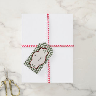 Very Merry Christmas Bells Gift Tags Pack Of Gift Tags