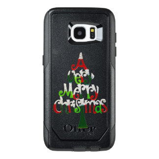 Very Merry Christmas Tree OtterBox Samsung Galaxy S7 Edge Case