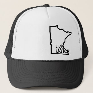 Very Minnesota Nice Trucker Hat