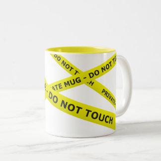 Very Private Mug