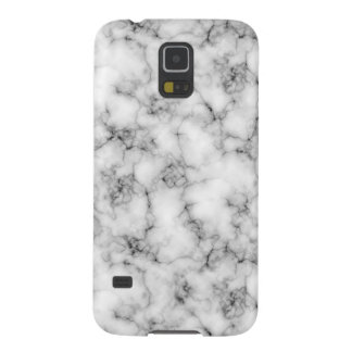 Very realistic White Marble natural stone Printed Galaxy S5 Cases