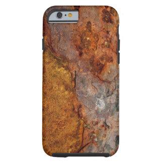 Very rusty tough iPhone 6 case